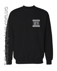 Свитшот двухнитка bklyn pocket