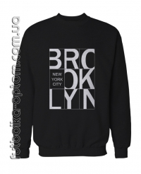 Свитшот двухнитка brook square