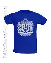 Подростковая футболка Великий Герб України