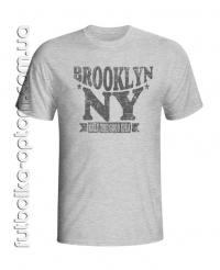 Футболка Brooklyn NY