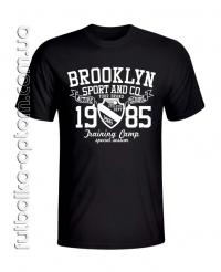 Футболка Brooklyn 1985