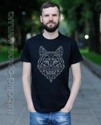 Футболка мужская Wolf