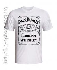Футболка Jack Daniels (Джек Дэниэлс)