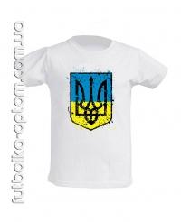 Подростковая Футболка Символи України