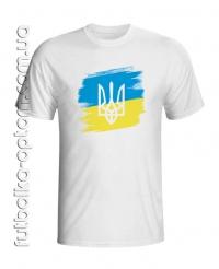 Футболка з прапором України