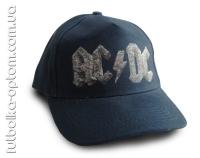 Кепка AC/DC тёмно-синяя Standart