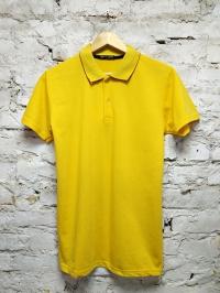 Футболка турецкая Yellow мужская
