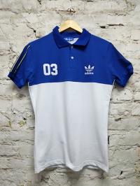 Футболка турецкая ADS 03 BW мужская