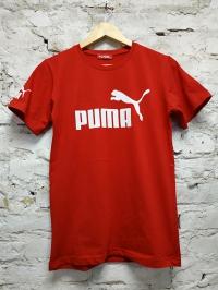 Футболка турецкая PMA Red мужская