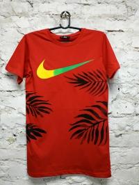 Футболка турецкая Nike Lusta Red мужская