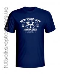 Футболка NY MASTER CLUB