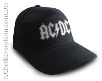 Кепка AC/DC черная Standart
