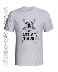 Футболка Bulldog