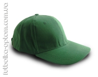 Кепка темно-зелёная Standart
