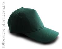 Кепка темно-зелёная Сlassic