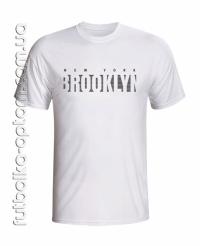 Футболка мужская New Brooklyn