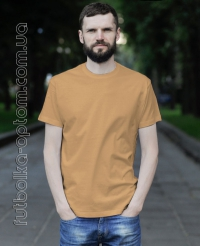 Песочная мужская футболка Standart