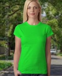 Лайм женская футболка Standart
