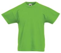 Детская футболка лайм