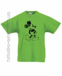 Футболка детская Mickey