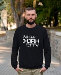 Світшот трьохнитка New York City Чорний