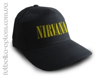 Кепка Nirvana Standart