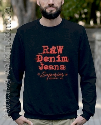 Свитшот трехнитка RAW R