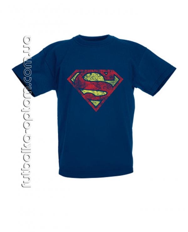 Футболка детская Supermen